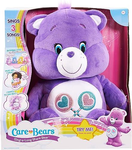 deportes calientes Care Bears Compartir Sing-A-Long Sing-A-Long Sing-A-Long Oso de Peluche  100% precio garantizado