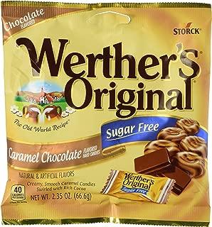 werther's original sugar free chocolate