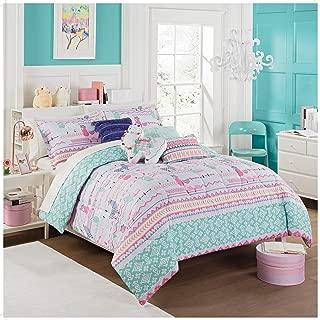 Waverly Kids 18234BEDDFULMUL Reversible Comforter Set, Full, Multi