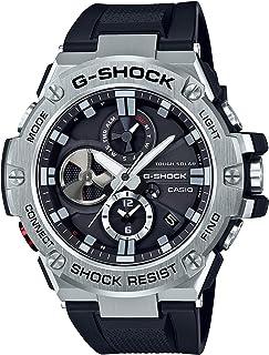 [カシオ] 腕時計 ジーショック G-STEEL スマートフォン リンク GST-B100-1AJF メンズ ブラック