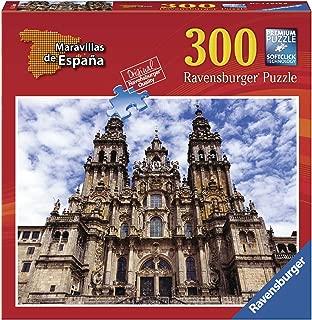 Ravensburger - Maravillas de España: Santiago de Compostela, Puzzle de 300 Piezas (14046 6)