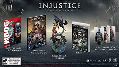 Injustice: Gods Among Us - Collector's Edition - Playstation 3