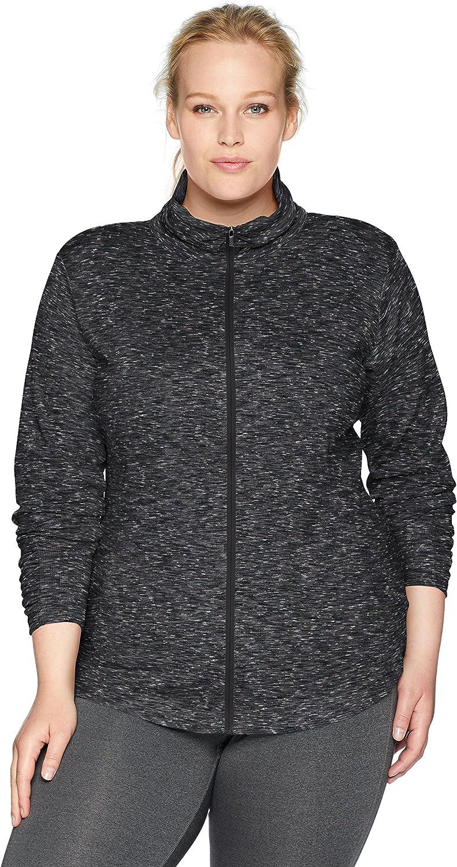 Columbia Womens Plus Size Outerspaced Iii Full Zip Sweatshirt