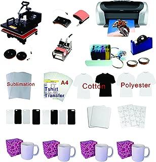Best sublimation printer kit Reviews