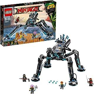 LEGO The Ninjago Movie Water Strider, Multi-Colour, 70611