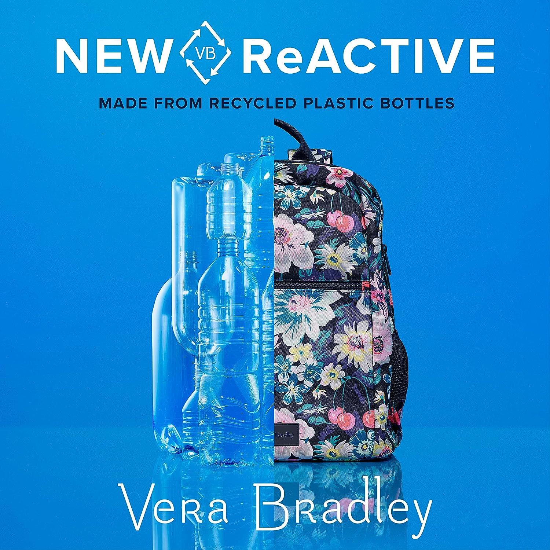 Vera Bradley Women's Recycled Lighten Up ReActive Lanyard
