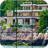 Tile puzzle - Beach Villa