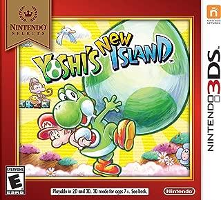 Nintendo Selects: Yoshi's New Island - 3DS [Digital Code]