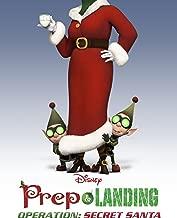 prep and landing secret santa