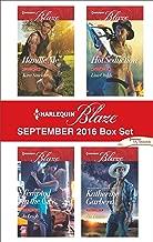 Harlequin Blaze September 2016 Box Set: An Anthology