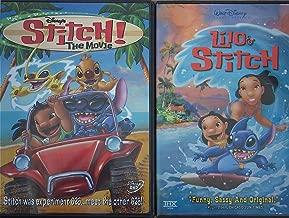 Lilo & Stitch and Stitch the Movie~2 Pack