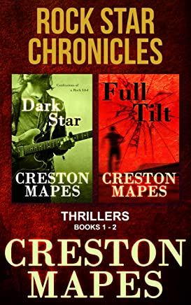 Rock Star Chronicles: THRILLERS, Books 1-2 (The Rock Star Chronicles Boxset Series) (English Edition)