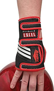 Master Industries Wrist Master II Excel Bowling Gloves, Right Hand