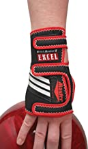 product image for Master Industries Wrist Master II Excel Bowling Gloves, Small, Left Hand