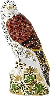 Royal Crown Derbby 1st Quality Kestrel Paperweight