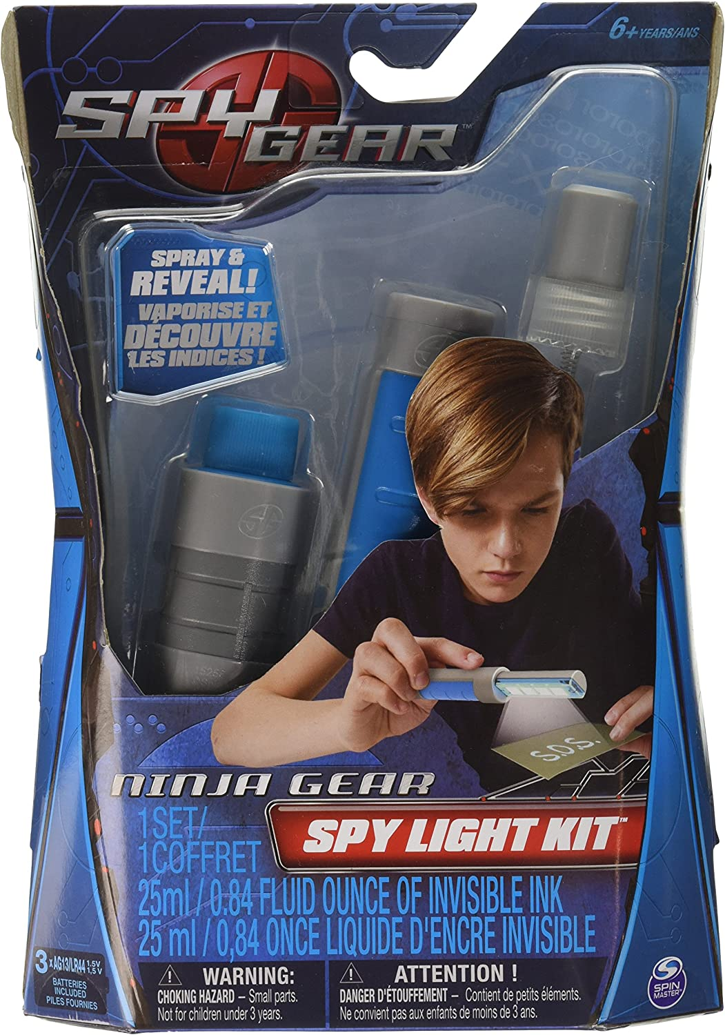 famous Spy Gear UV Free shipping on posting reviews Kit