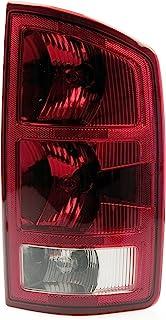 Dorman 1610363 Passenger Side Tail Light Assembly for Select Dodge Models
