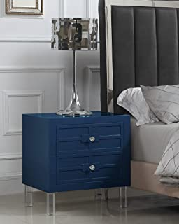 Best blue lacquer side table Reviews
