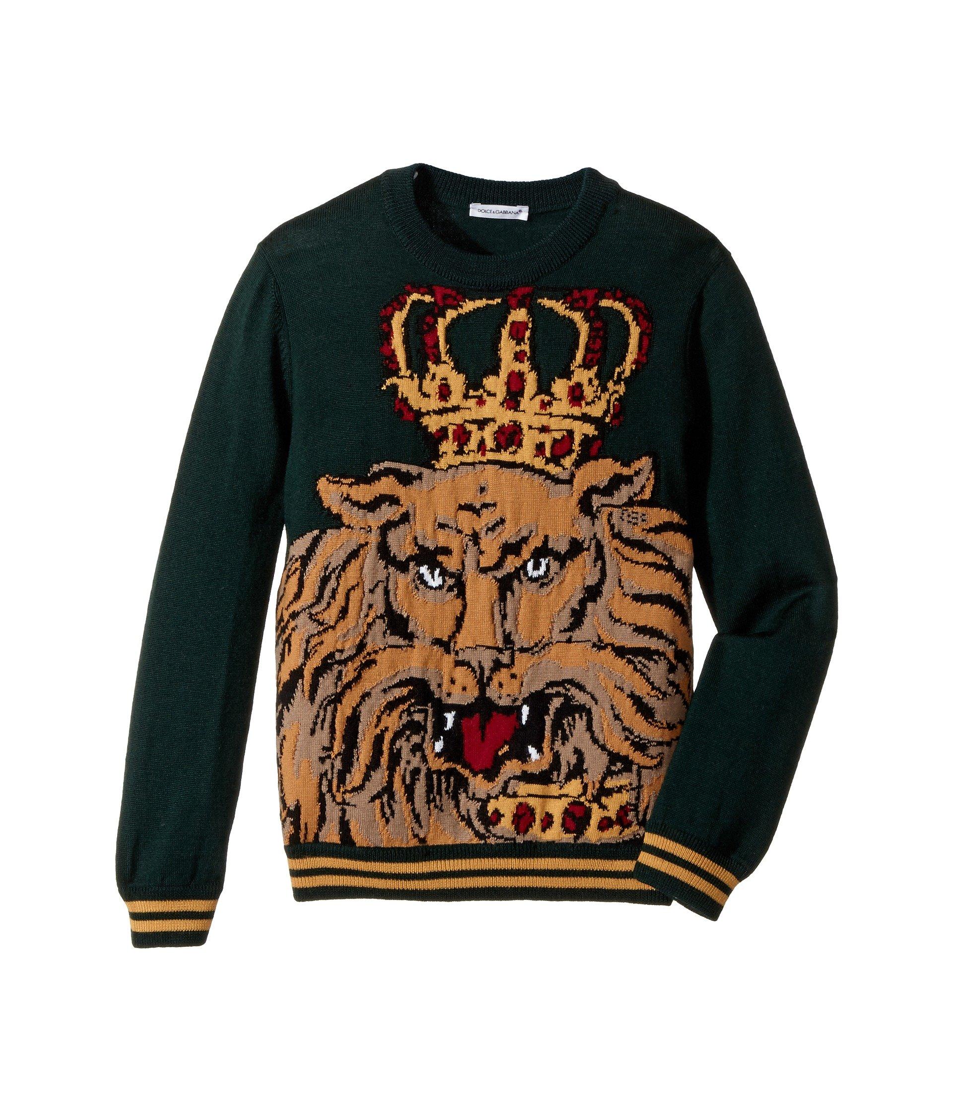 Buzo para Niño Dolce and Gabbana Kids Lion King Sweater (Toddler/Little Kids)  + Dolce & Gabbana en VeoyCompro.net