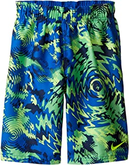 "Nike Kids Watercamo 7"" Trunk (Little Kids)"