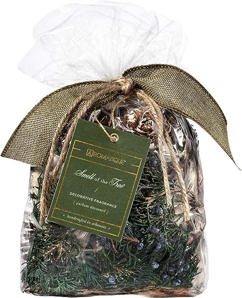 Aromatique Decorative Potpourri Bag Smell Of The Tree Decorative Fragrance 8 Ounce Bag