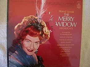 Franz Lehar: The Merry Widow (Highlights)