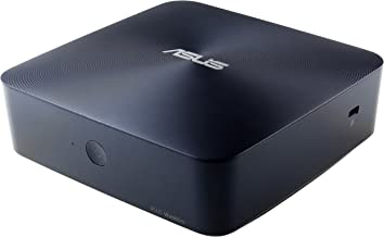 ASUS VivoMini Mini PC Barebones with i7-6500U (UN65H-M061M)