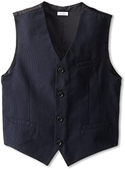CK Pinstripe Vest (Big Kids)