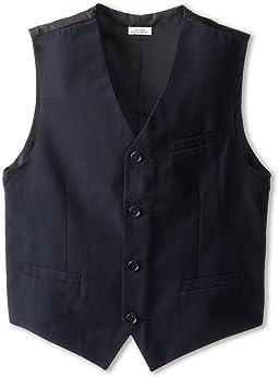Calvin Klein Kids CK Pinstripe Vest (Big Kids)