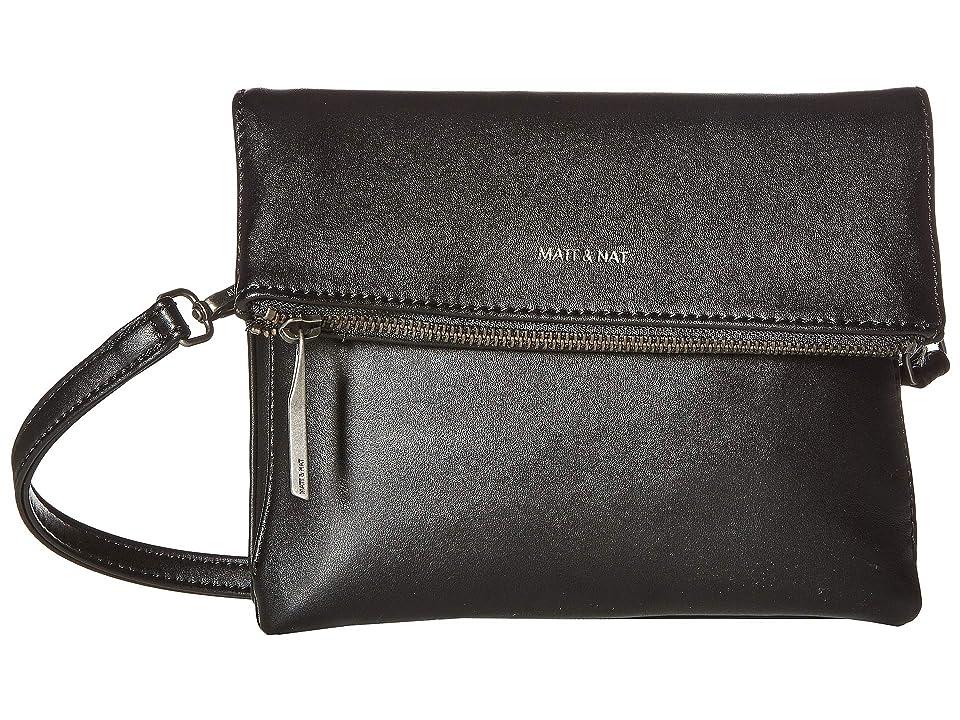 Matt & Nat Loom Hiley (Black) Handbags