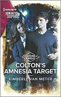 Colton's Amnesia Target (The Coltons of Kansas Book 2)
