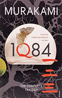 1Q84: Books 1, 2 and 3