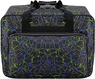 comprar comparacion Bolsa de lona impermeable para máquina de coser de gran capacidad, bolsa de almacenamiento para máquina de coser, bolsa de...