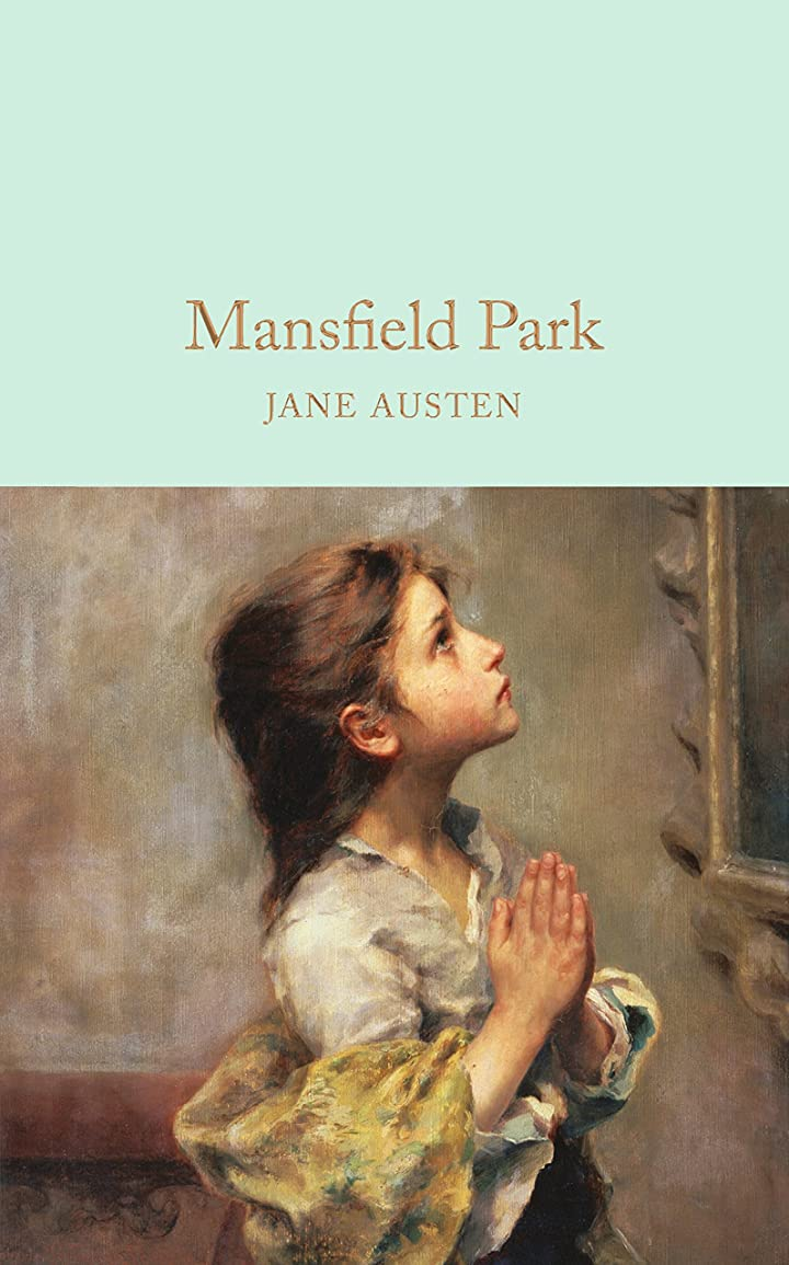 韓国語シールド原子Mansfield Park (Macmillan Collector's Library Book 19) (English Edition)