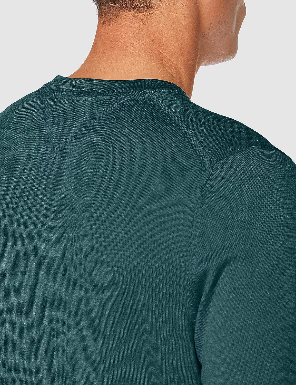 Tommy Hilfiger Organic Cotton Silk Crew Neck Sudadera para Hombre