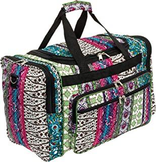 Best quilted duffle bag sets Reviews