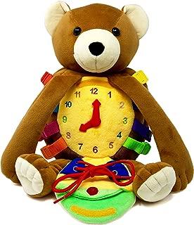 Buckle Toys - Billy Backpack Bear