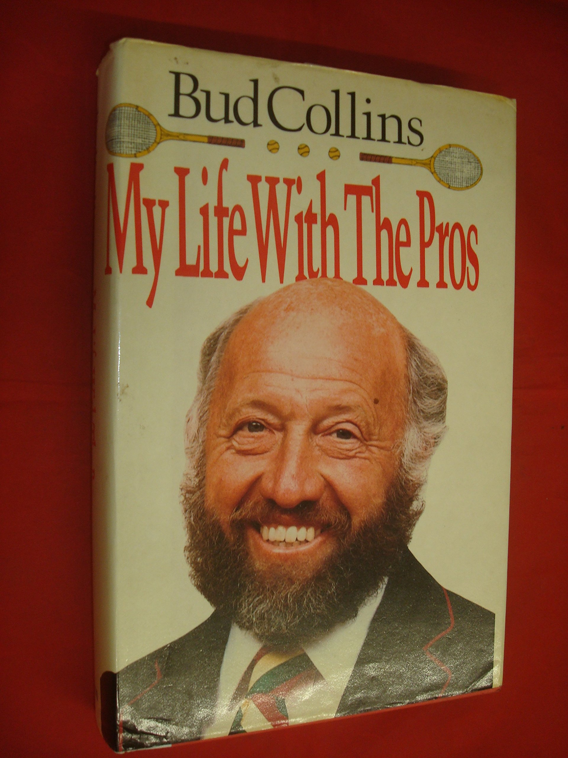 Image OfCollins Bud : My Life With The Pros (Hbk)
