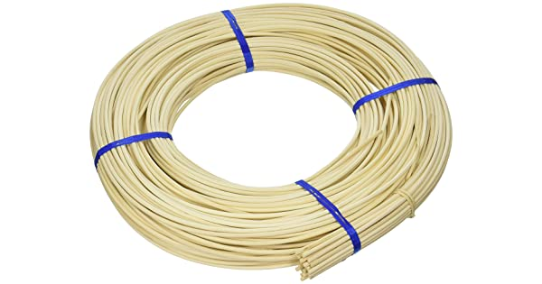 Approximately 210-Feet Commonwealth Basket Basketry Sea Grass #1 3mmx3-1//2mm 1-Pound Coil