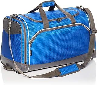 امازون بيسيكس حقيبة دفل رايضية، وسط - فيروزي