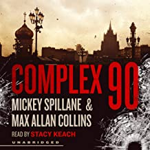 Complex 90: Mike Hammer, Book 18