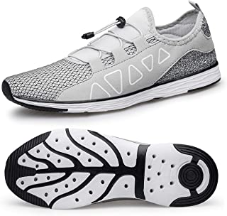 Women's Water Shoes Quick-Drying - Aqua Shoes Outdoor for Diving Swimming Lightweight Beach Shoes