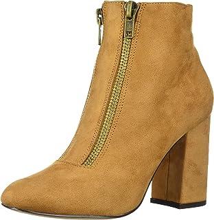 Michael Antonio Women's Jocelyn Ankle Boot, tan, 9 M US