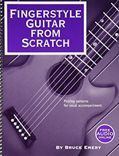 Fingerstyle Guitar from Scratch - Picking Patterns for Vocal Accompaniment