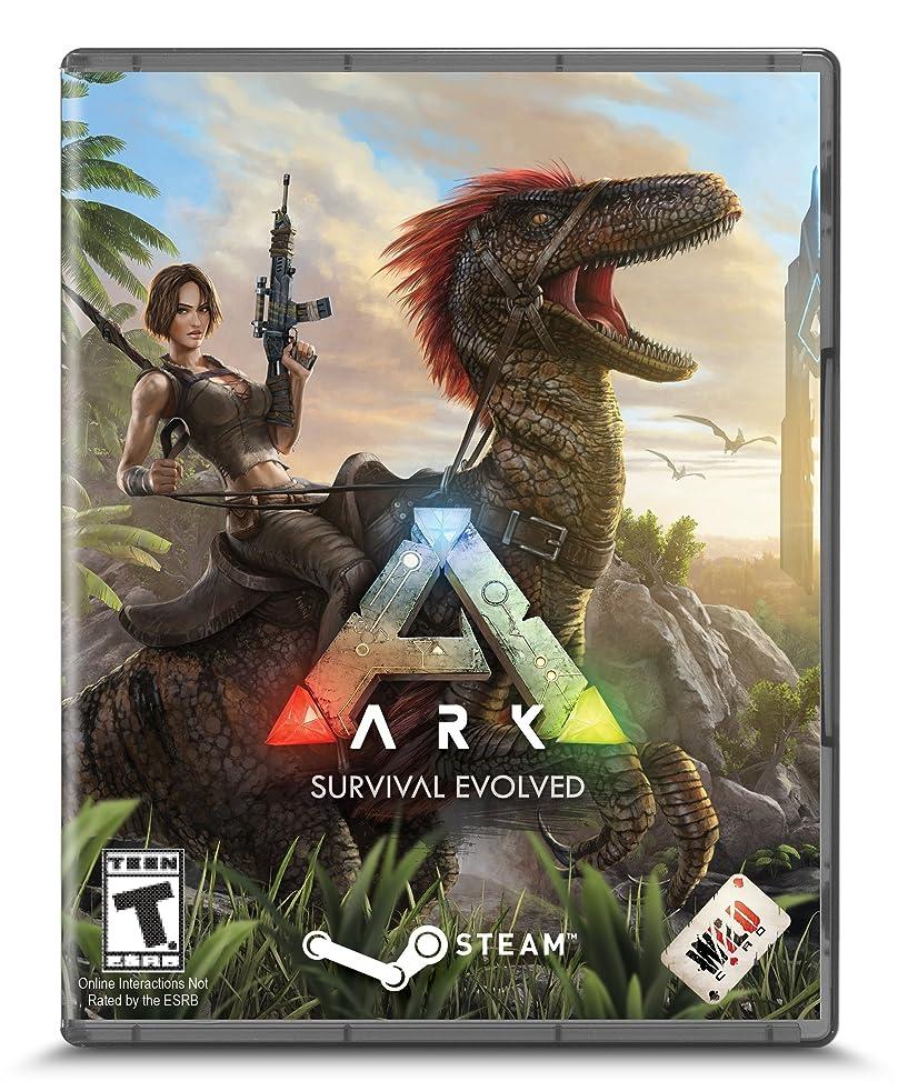 レンディション特徴づける罰ARK: Survival Evolved (PC) (輸入版)