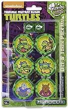 WizKids HeroClix - Teenage Mutant Ninja Turtles Dice & Token Pack