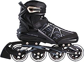 Rollerface RFSport Black Inline Fitness Skates
