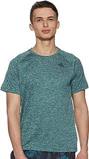 adidas Men's CZ5328 D2M Heathered T-Shirt