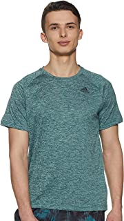 adidas Men's CZ5328 D2M Heathered T-Shirt