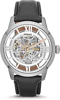 Fossil Casual Watch For Men Analog Leather - ME3041